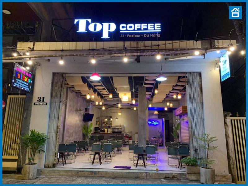 Phần mềm quản lý bán hàng DRS Manager cùng chuỗi cửa hàng TOP Coffee tại Đà Nẵng