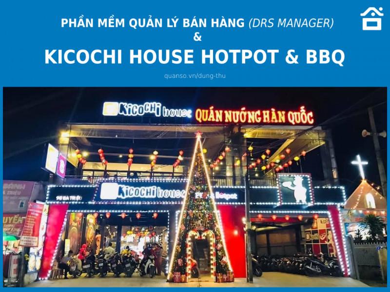 Thương hiệu Kicochi House chuỗi nhà hàng lẩu nướng chuẩn hàn quốc