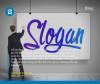 """Slogan """"trend"""" dành cho nhà hàng cà phê khẩu hiệu hay chuyên dành cho ngành dịch vụ ăn uống, giải trí"""